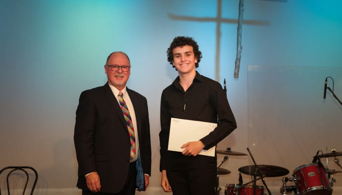 Richard Townsend - 2015 Year 12 Academic Excellence
